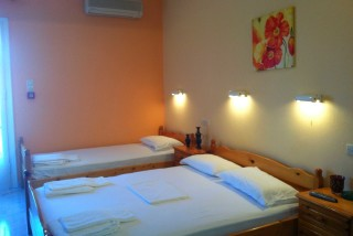 accommodation-faros-studios-beds